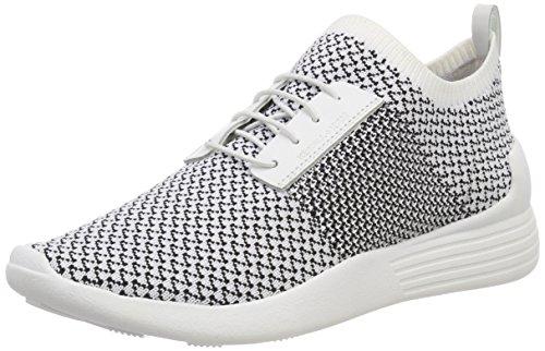 SneakerWeißwhite Damen Knit 00039 Kkbrandy6 Eu KendallKylie black Om8n0Nwv