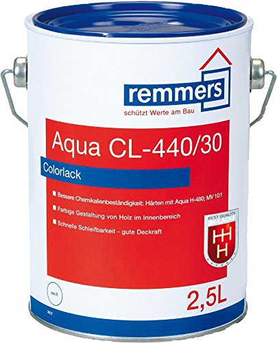 REMMERS AQUA CL DE 440/30 DE COLOR LACADO  COLOR BLANCO
