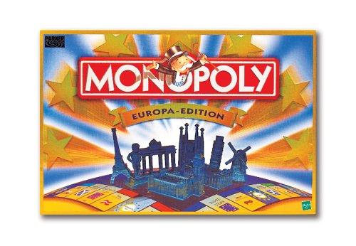 Hasbro - Monopoly - Welt Monopoly