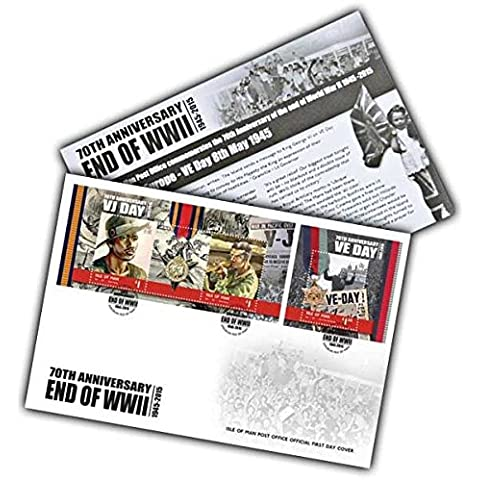 La fine della seconda guerra mondiale, 1945-2015