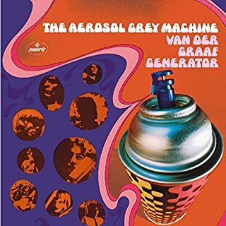 The Aerosol Grey Machine (50th Anniversary Edition) [VINYL]