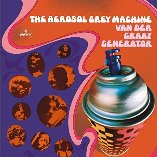 Aerosol Grey Machine (2-CD/180 Vinyl/7 Inch) [Vinyl LP]