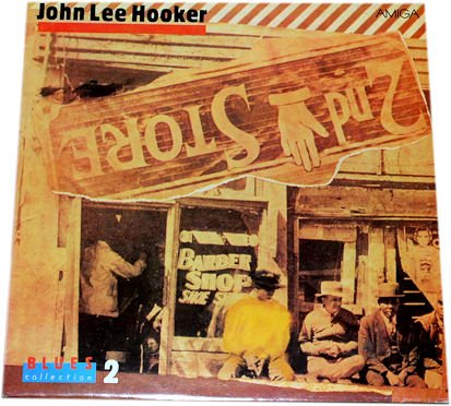 Preisvergleich Produktbild John Lee Hooker. Same. Compilation. BLUEScollection 2. Live at Sugar Hill 1962. (LP/ LANGSPIELPLATTE/ ALBUM/ VINYL)