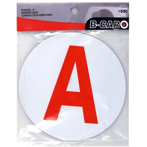 Disque A conducteur débutant magnétique : B-car