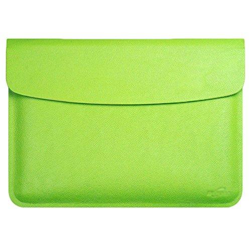 YiJee MacBook Air / Pro Laptop Hülle Notebook Tasche Schutzhülle Aktentasche 15.4 Zoll Grün 1