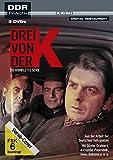 Drei von der K - Aus der Arbeit der Deutschen Volkspolizei (DDR TV-Archiv) [2 DVDs]
