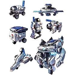 Kit para construir robot solares (Imaginarium 67011)