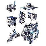 itsImagical - 67011 - Imaginarium - Kit de construction de robots solaires