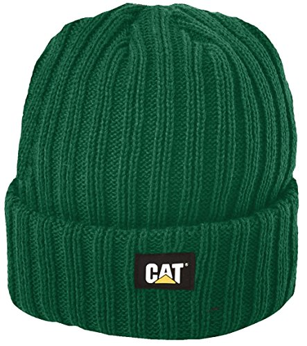CAT Workwear Mens Workwear Rib Watch Workwear Cap (Rib Cap)
