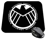 Marvel's Agents Of S.H.I.E.L.D. Shield E Alfombrilla Mousepad PC