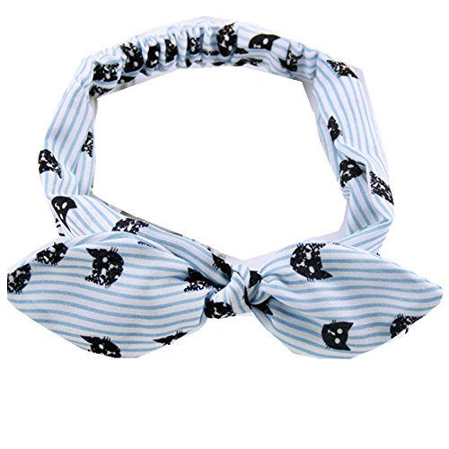 Hacoly Fliege Stirnband Sport Kopfband Retro Streifen Kreuz Haar Band Kopfschmuck Damen Yoga Headbands Make Up Haarbänder Erfrischend Haarreifen Koreanische Version...