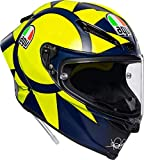 Race Helm AGV Pista GP R Soleluna 2018 Valentino Rossi, ML