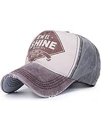 Amazon.co.uk  Brown - Baseball Caps   Hats   Caps  Clothing 00cb074e89b