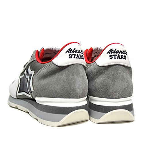 ATLANTIC STARS Antares OFCG-63B Sneakers Uomo Hand-Made in Italy New Thesi Taupe 179 Colore