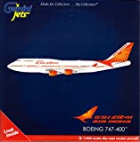#4: Gemini Jets Air India B747-400 VT-EVA 1:400 Scale Diecast Model Airplane
