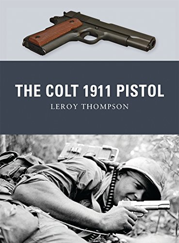 The Colt 1911 Pistol (Weapon, Band 9) (M 1911 Airsoft)