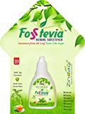 Zindagi Fosstevia Liquid Natural Stevia Liquid Drops - Sugar Free (200 Servings)