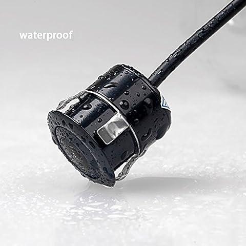 Universal HD Car Front View Camera Parking Reverse Camera Kit Waterproof CMOS