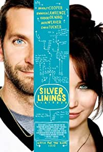 Silver Linings Playbook - 27 x 40 Movie Poster - Style B