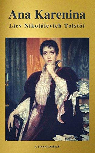 Ana Karenina por Liev N. Tolstói