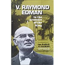 Title: V Raymond Edman in the presence of the king