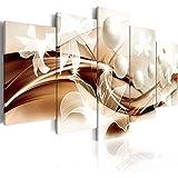 murando - Cuadro 200x100 cm - Abstracto - impresión de 5 Piezas - Material Tejido no Tejido - impresión...
