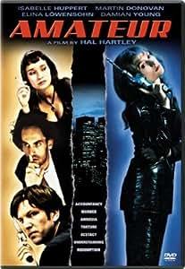 Amateur [DVD] [1995] [Region 1] [US Import] [NTSC]