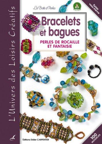 Bracelets et bagues : La Boîte à Perles