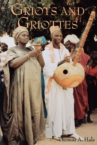 Griots and Griottes: Masters of Words and Music (African Expressive Cultures) por Thomas A. Hale