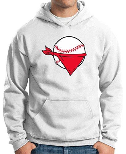 T-Shirtshock - Sweatshirt Hoodie TM0124 Quad City River Bandits citta, Größe XXL Quad Cities River Bandits
