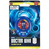 Underground Toys - Figurine Doctor Who - Talking Clip-on sonore Pocket Pals - 0882041013382