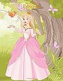 Livre de coloriage Princesse 1 & 2...