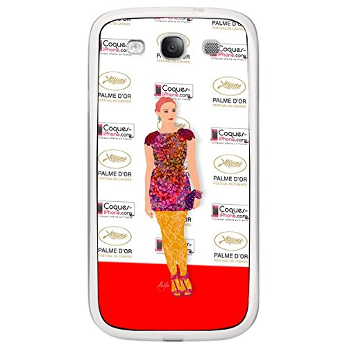 coques-iphone - Cover Red Carpet Festival di Cannes per Samsung Galaxy S3 di