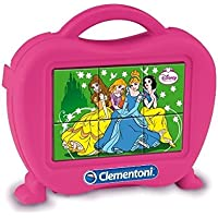 Clementoni Rompecabezas Disney princesas de 6 piezas (40650)