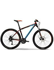 Haibike Edition 7.30 27.5r Mountain Bike 2016 Schwarz/Blau/Orange