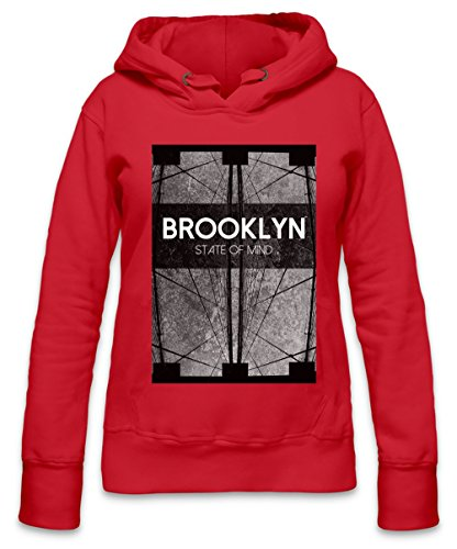 brooklyn state of mind Womens Hoodie Small - American Eagle Tank Top