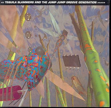 Tequila Slammers and the jump jump groove generation (UK Import)