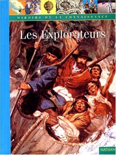 Les explorateurs par Rosemary Rees