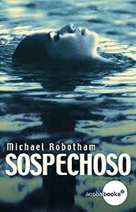 Sospechoso par Michael Robotham