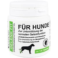 VICUPETS® Gelenk Fit für Hunde | Für natürliche Gelenkkraft | enthält Glucosamin und Chondroitin | Made in Germany | 120 Stück