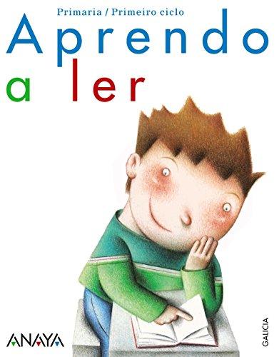 Aprendo a ler. por María de los Ángeles González Soler