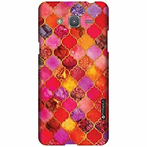 Printland Designer Back Cover for Samsung Galaxy Grand Prime SM-G530H - Creative Art Case Cover