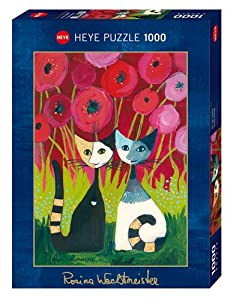 HEYE 29900 Poppy Canopy Standard - Juego de 1000 Piezas