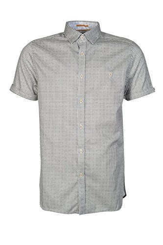 Ted Baker - Polo - Col Boutonné - Manches Courtes - Homme Blanc - Blanc