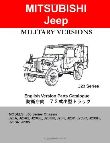 mitsubishi-jeep-j23-series-military-parts-diagrams-catalogue