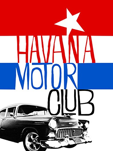 Havana Motor Club Cover
