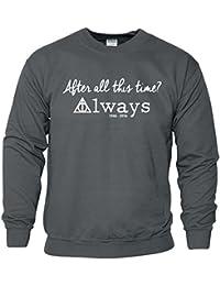 Harry Potter Adulte Enfants Sweat Alan Rickman Top Sweat-shirt