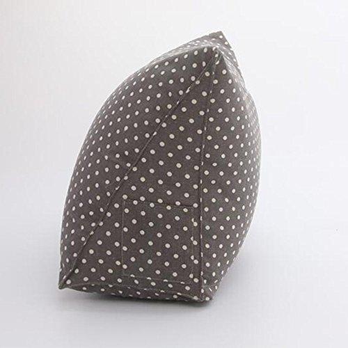 Coussin ZHANGRONG- Canapé-lit Chaise De Bureau du Repos Arrière Support (Couleur : D, Taille : 50 * 35 * 20cm)
