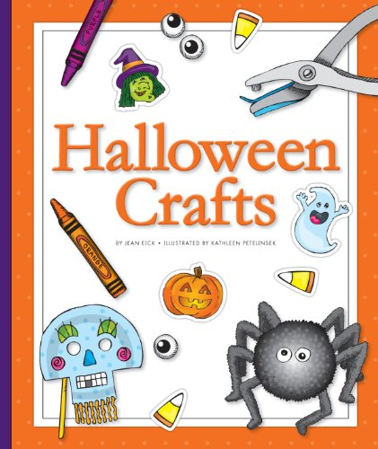 Halloween Crafts (CraftBooks) (English Edition)