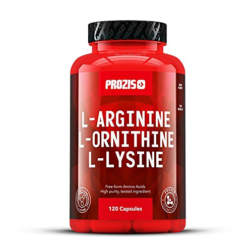 Prozis NUT00/1282550000 L-Arginina L-Ornitina L-Lisina...